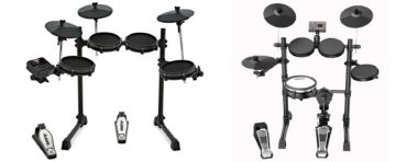 Elektronické bicí soupravy