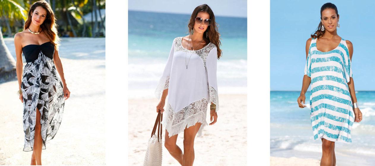 Plážové tuniky a šaty