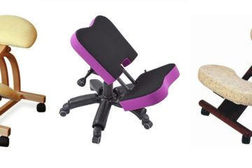 Klekací židle - klekačky