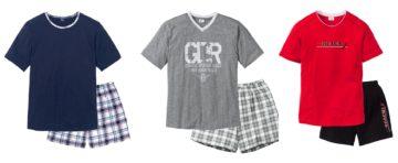 Pánské letní pyžama