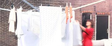 Zahradní sušáky na prádlo