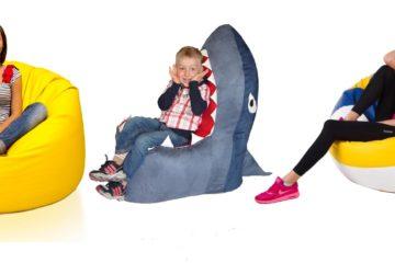 Levné sedací pytle a vaky