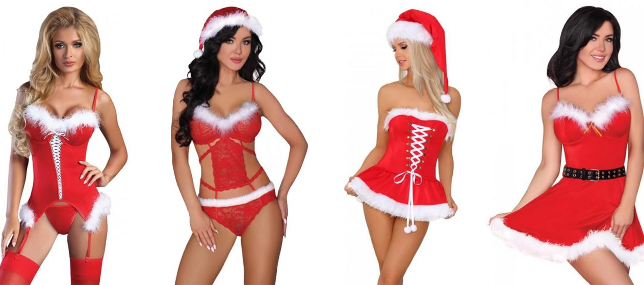 Erotické vánoční kostýmy
