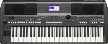 Elektronické klávesy Yamaha