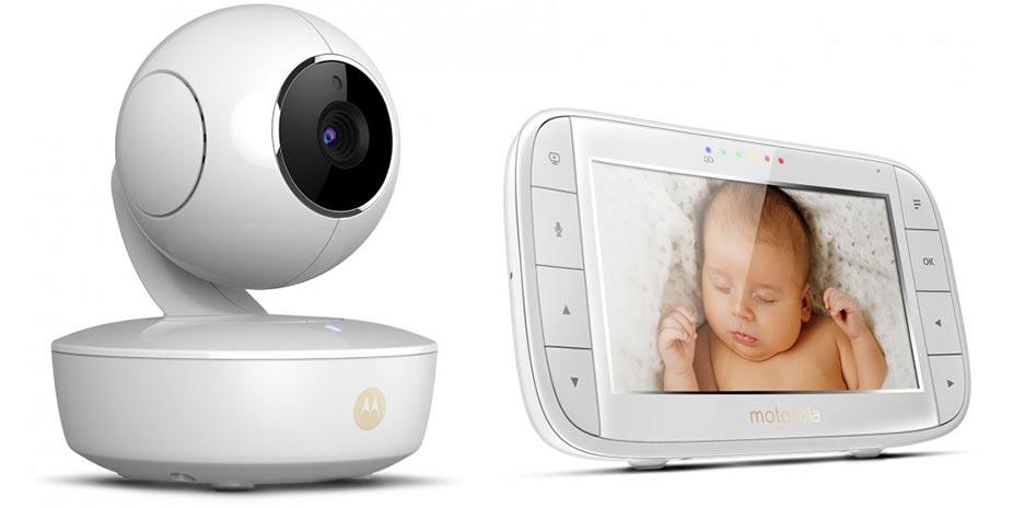 Dětská video chůvička Motorola MBP 50