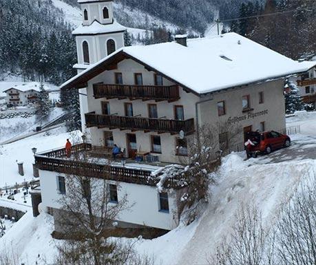 Hotel Alpenrose, St. Leonhard im Pitztal