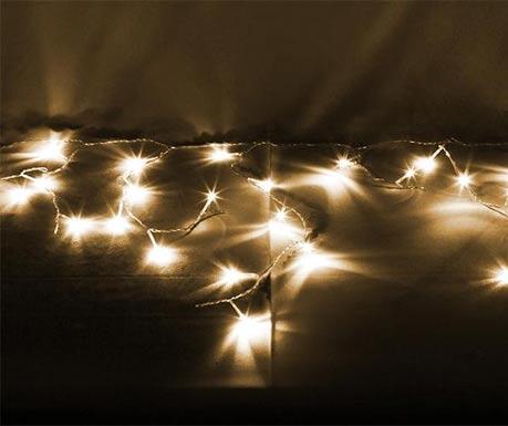 Vánoční LED řetěz