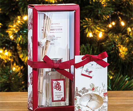 Aroma difuzér jako vánoční dárek