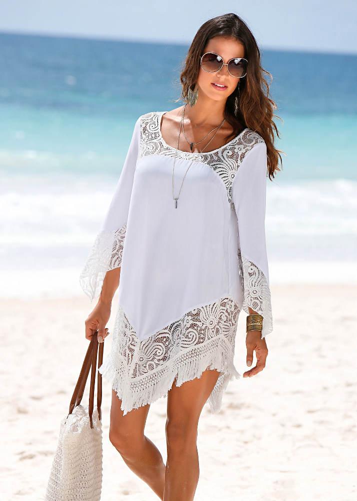 03facf2c69d1 4NEJ Plážové tuniky a šaty - recenze a hodnocení