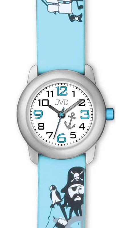 Klučičí pirátké náramkové hodinky