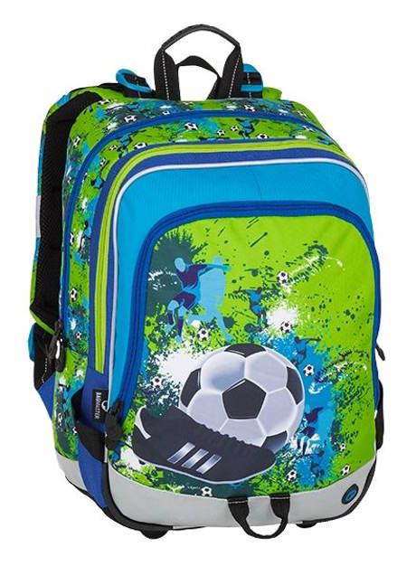 Školní aktovka pro malého fotbalistu
