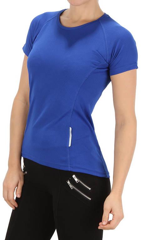 Levné dámské sportovní tričko s reflexními prvky