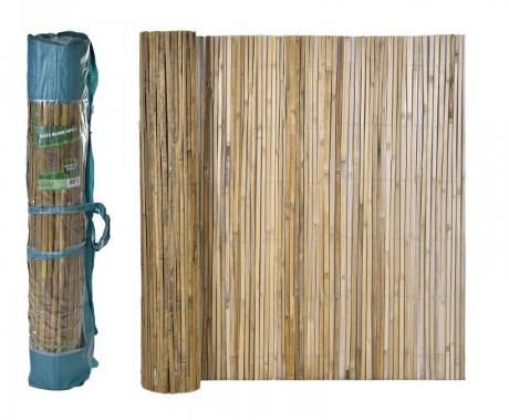 Bambusová zástěna na balkón 1,2x3 m