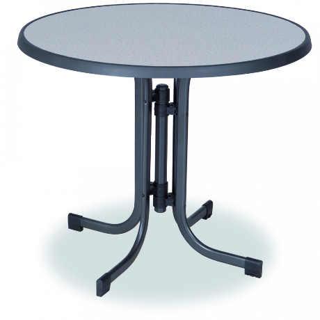 Kulatý stůl PIZARRA - pr. 85cm