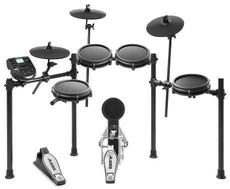 Elektronická bicí souprava ALESIS Nitro Mesh Kit