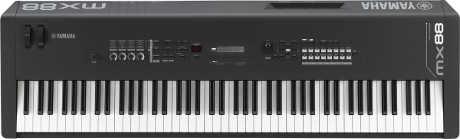 Syntezátor YAMAHA MX88 BK