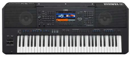 Profesionální digitální keyboard YAMAHA PSR-SX900