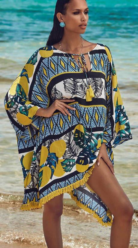 Plážové šaty Eleonora