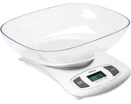 Levná digitální kuchyňská váha Sencor