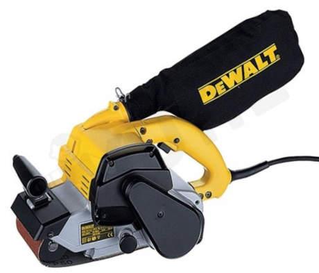 Pásová bruska DeWALT DWP352VS 1010W
