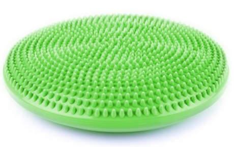 Zelená balanční podložka SPOKEY Fit Seat